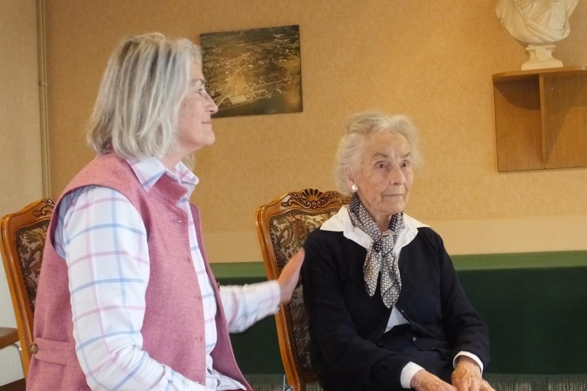 Liliane ROLFE , agent du SOE dans le Loiret Dscf9794_-_copie